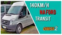omsi 2 – 140 km/h na ford transit