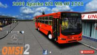 OMSI 2 – 2003 Apache S21 MB OF 1721