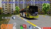 (OMSI 2) Caio Apache vip 3 1721 ALONGADO