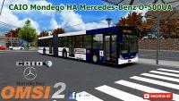 (OMSI 2) CAIO Mondego HA Mercedes-Benz O-500UA