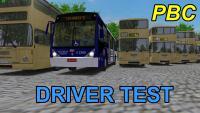 Testando as habilidades do motorista no PBC!