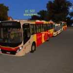 Neobus Mega Plus E Caio Apache VIP IV Ocidental