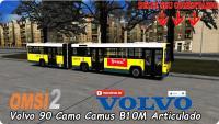 (OMSI 2) Volvo 90 Camo Camus B10M Articulado