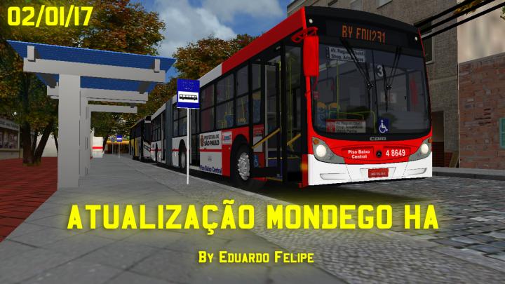 Atualização Detalhes Novo Mondego HA By Eduardo Felipe