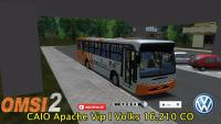 [OMSI 2] CAIO Apache Vip I Volks 16.210 CO