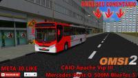 [OMSI 2] CAIO Apache Vip III Mercedes-Benz O-500M BlueTec 5