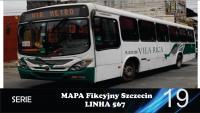 OMSI 2Fikcyjny Szczecin linha 567