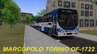 MARCOPOLO TORINO 2007 OF-1722-M/59 (2 PORTAS)