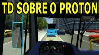 Viagem ida e volta no corredor do Proton Bus Simulator!