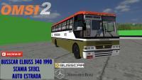 Busscar Elbuss 340 1990 – Scania S113CL