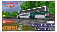 OMSI 2 Busscar El Buss 340 Scania S113cl