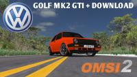 OMSI 2 – Volkswagen Golf 2 GTI (DOWNLOAD)