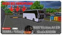 OMSI 2 WSN Visstran A1 LD Scania K420IB