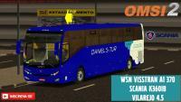 Wsn Visstran A1 370 Scania K360IB