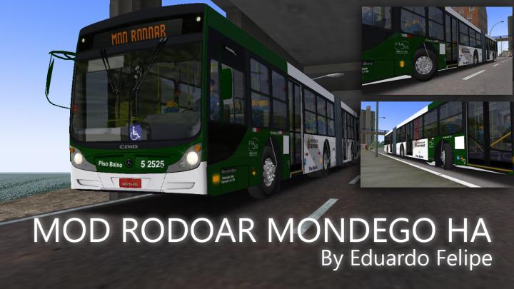 Mod Mondego HA – Rodoar – By Eduardo Felipe