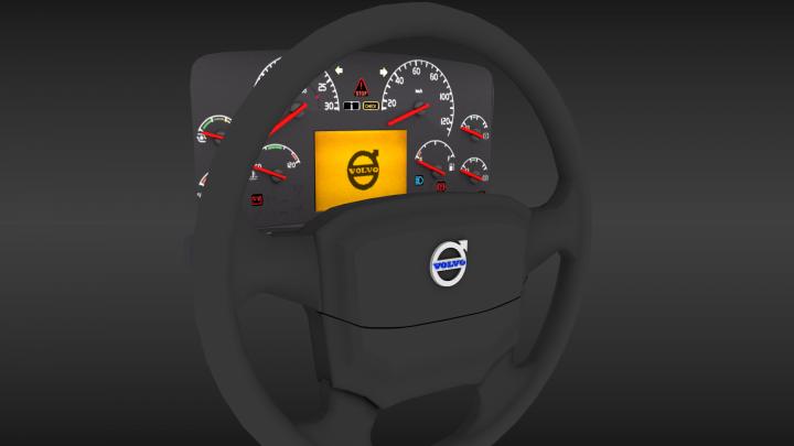 Intrumental Volvo2
