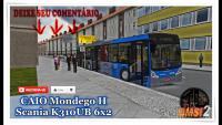 OMSI 2 CAIO Mondego H Scania K310UB 6×2