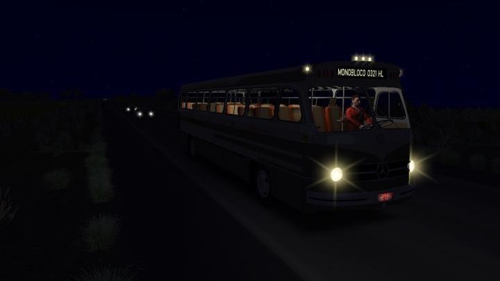 O321 noite