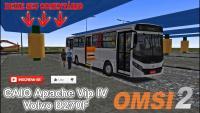 OMSI 2 CAIO Apache Vip IV Volvo B270F