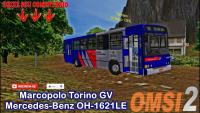 OMSI 2 Marcopolo Torino GV Mercedes-Benz OH-1621LE