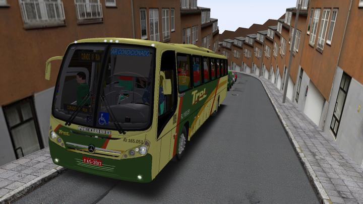 Neobus Spectrum Road 330 OF-1722M By Felipe Alves