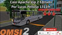 ( OMSI 2 ) Caio Apache Vip 2 Editado Por Lucas Pelloso 1722m
