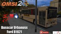 OMSI 2 Busscar Urbanuss Ford B1621