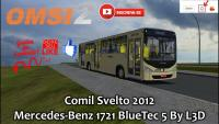 OMSI 2 Comil Svelto 2012 Mercedes-Benz 1721 BlueTec 5 By L3D