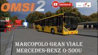 OMSI 2 Marcopolo Gran Viale Mercedes-Benz O-500U