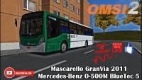 OMSI 2 Mascarello GranVia 2011 Mercedes-Benz O-500M BlueTec 5