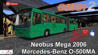 OMSI 2 Neobus Mega 2006 Mercedes-Benz O-500MA