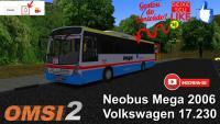 OMSI 2 Neobus Mega 2006 Volkswagen 17.230 EOD