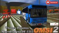 OMSI 2 Thamco Dinamus Mercedes-Benz OF-1315