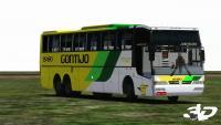 Busscar Jumbuss 360 Scania K124