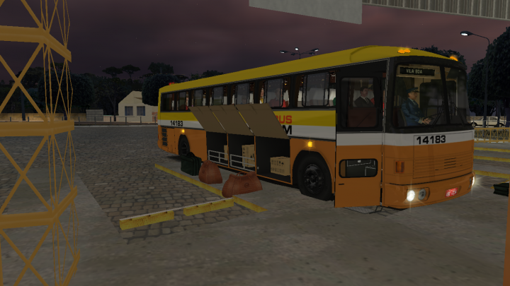 Superbus 2 antigo