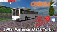 OMSI – 1992 Mafersa M210Turbo