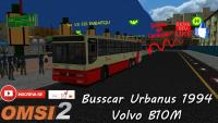 OMSI 2 – Busscar Urbanus 1994 Volvo B10M