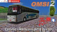 OMSI 2 Estrelão CMA Scania K124 By L3D