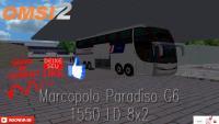 OMSI 2 – Marcopolo G6 1550 MB O500RSDD 8×2