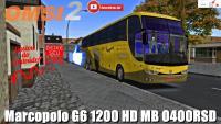 OMSI 2 Marcopolo Paradiso G6 1200 HD Mercedes-Benz O-400RSD