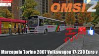 OMSI 2 Marcopolo Torino 2007 Volkswagen 17-230 Euro v – By vinis30hz