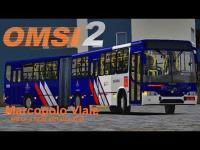 Omsi 2 Marcopolo Viale MB OF-1722M Articulado (Lançamento).