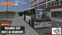 Volgabus 5270 – Deutz AG – Mapa RMR