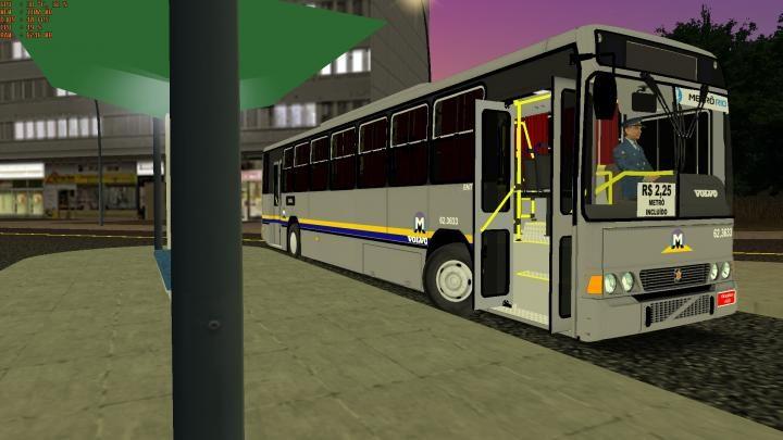 Metro Rio Torino GV B10M