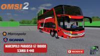 Marcopolo Paradiso G7 1800 DD Scania K-440