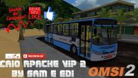 OMSI 2 – Caio Apache Vip 2 By sam e Edi Errei o Cominho