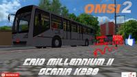 OMSI 2 – CAIO Millennium II Scania K230
