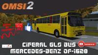 OMSI 2 – Ciferal GLS Bus Mercedes-Benz OF-1620