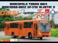 OMSI 2 – Marcopolo Torino 2014 Mercedes-Benz OF-1721 BlueTec 5