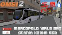 OMSI 2 Marcopolo Viale BRT Scania K310IA